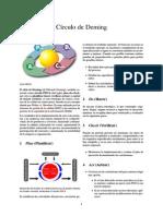 Círculo de Deming