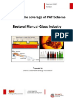 Widening of Pat Sectors Glass