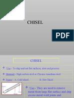 JJ104 Workshop Technology Chapter2 Chisel