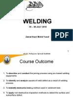 JJ104 Workshop Technology Welding Slide
