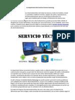 La Importancia Del Servicio Tecnico Samsung