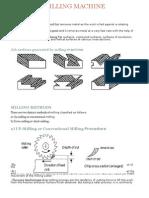 JJ104 Workshop Technology Chapter6 Milling Machine