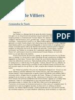 Gerard de Villiers-Comandou La Tunis 1.0 10