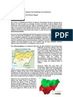 Nigeria's Legal System