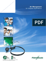 Air Management for Hospital Application Brochure 201212