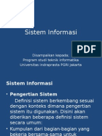 SistemInformasi