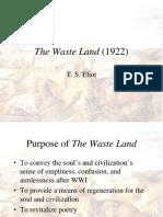 the waste land mia
