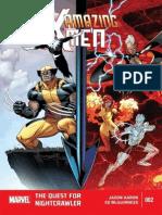 Amazing X-Men 002 2014