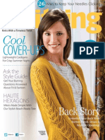 Creative Knitting Magazine - July 2012