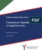 Connecticut's Spending Cap