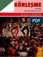 Elias Canetti - Körleşme