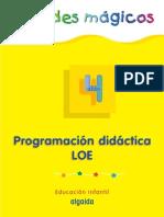 Programacion Duende 4 Años