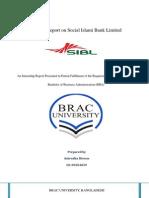 General Banking of SIBL
