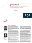 Pwc Metals Industry Mergers Acquisitions q4 2014