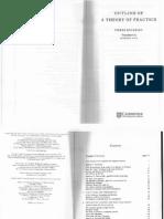 Bourdieu Structure and Habitus