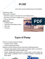 Pump old