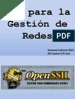SSH Para La Gestion de Redes