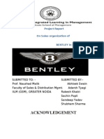 Bentley Sdm