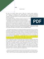 Tragedia de Los Comunes en Español
