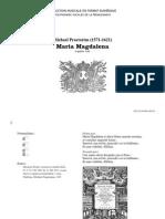 Maria Magdalena / Michael Praetorius