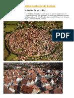10 Pueblos Curiosos de Europa