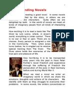 World of English 2-1 Understanding Novels