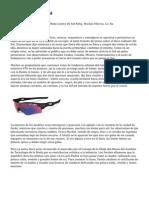 Article   Gafas De Sol