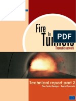 Technical Report Part 2 Fire Safe Design Road Tunnels