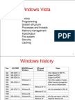Windows Wista