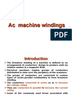 Ac Machine Windings