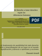 Ejercicio y Diferencias