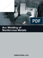 Arc Welding Nonferrous Metal 5Ed