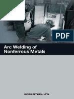 Arc Welding Nonferrous Metal 5Ed