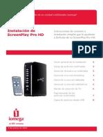 Installing Screenplay Pro Es