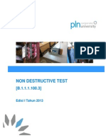 Buku I Dasar Non Destructive Test FIX