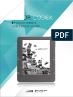 Alcor Codex Manual ENG