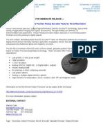 Netzer DS-58 Press Release