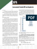 Criar um Cluster de Processamento Paralelo MPI com Raspberries