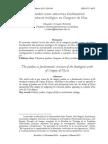La Paideia Como Estructura Gregorio de Nisa