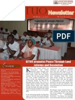 Kituo Newsletter April 2015