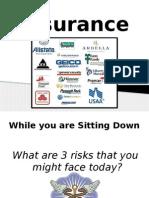 insurance- powerpoint