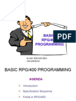 BASIC RPG400 PROGRAMMING.ppt