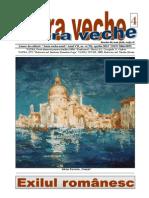 Revista Vatra Veche 4, 2015
