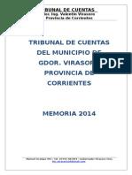 Memoria 2014 HTC