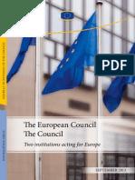 Evropski savet i Savet