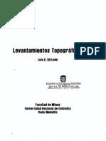 Levantamientos Topograficos de Luis-gil