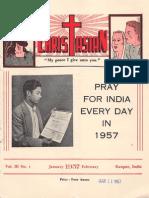 Harter Ralph 1957 India
