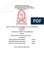 Analisis Titulo de Los Señores de Totonicapán (2)