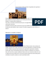Marocul Este o Tara Frumoasa Situata in Africa de Nord