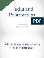 Seeing Media Polarization through Data